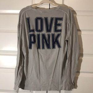 PINK Frocket Long Sleeve